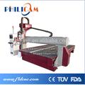 Para trabajar la madera router cambiador automático de herramienta 2000*3000*200mm atc cnc router con herramientas 8