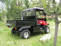 small tractor front end loader, FARMBOSS II 3doors open UTV 4x4