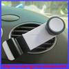 2015 promotional colorful printing logo car air vent plastic mobile phone holder