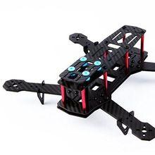 carbon fiber mini diy rc model fpv qav250 quadcopter frame kit