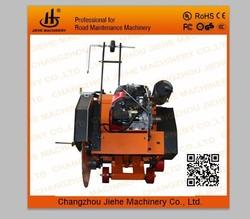 Small asphalt road cutter machine,KOHLER engine(JHD-700K)