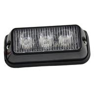 12v surface mount waterproof led flashing strobe light, car decorates led strobe lights