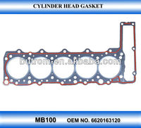 <oem gasket> Cylinder Head Gasket for SSANGYONG engine OEM NO.6620163120
