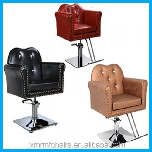 Beauty hairdressing salon barber chairs modern salon for Hairdressing salon furniture suppliers