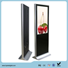 Network wifi 3g floor stand 46 inch lcd advertising display, vertical monitor stand lcd display