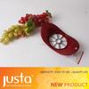 New Design Fruit Chopper Fruit tool Apple Slicer Corer WIne Red