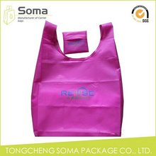 New style manufacture shopping bag with roller
