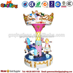 Hot selling carousel outdoor for game zone