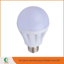 2015 hot sales 5W White Brightness light bulb
