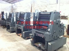 2014 GTO 52 Used Heidelberg Single Color Offset Printing Machine For Hot Sale