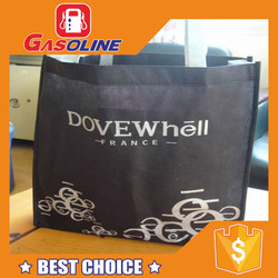 Exclusive wholesale promotional cheap logo shopping bags