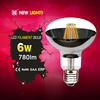 880lm 8w 2700k corn led light bulb globe e27 warm yellow