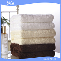 Bright colored cheap wholesale 100% cotton hotel 21 terry bath towels