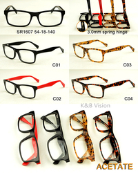 Fashion Optical acetate frames/Ready goods