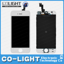 Smart Part Original Touch Screen Digitizer Assembly For Apple iPhone 5 LCD