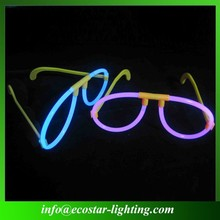 Cheap fluorescent glasses supply customized fluorescent glasses