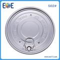 boao 502 china química de botella de fácil abrir la tapa de la lata