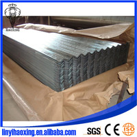 wholesale galvanized sheet zinc coated metal roof with good prices