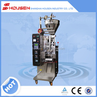 Automatic liquid pouch plastic bags sanitizer pack machinery