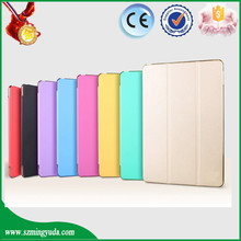 Tablet case ultra thin shockproof pu leather cover case for ipad air 2 , for ipad case air ,for ipad air case pu leather