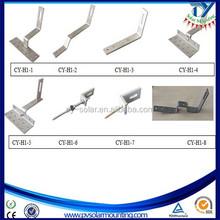 Spanish tile roof hook,solar roof hooks for solar racking system,roof hooks for solar brackets support