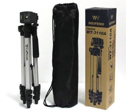 WEIFENG-WT3110A-Tripod-With-3-Way-HeadTripod-for-Nikon-D7100-D90-D3100-DSLR-Sony-NEX-5N