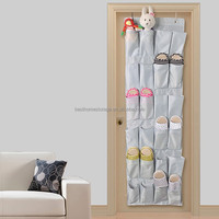 Grey Wholesales Over the door Hanging Organizer for shoe organizer