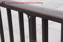 Supply black aluminum fencing/aluminum picket fence/fence factory
