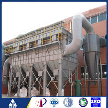 pulse bag dust filter Dust Collector manufacturer bag house type cyclone