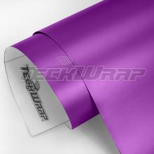 0.12mm Teckwrap Matte Metallic Chrome Vehicle Wraps