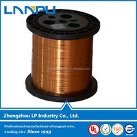 UL approved 0.025-4.5mm superior varnished copper wire from China