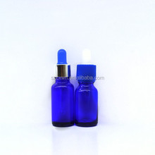 15ML Blue Cosmetic Bottle Spray type