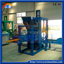 21 year production experience automatic PLC color Vibrational hollow block machine/cement block making machine sale in ethiopia
