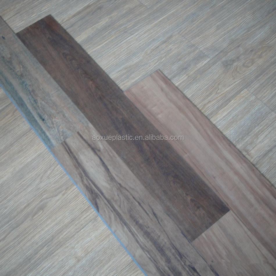 Piastrelle ad incastro plastica pvc effetto legno pavimenti pi basso prezzo pavimenti in pvc - Piastrelle di plastica ...