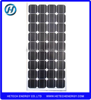 High efficiency pv solar panel module 85w with competitive price