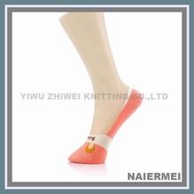 free sample cartoon knitting ankle sock