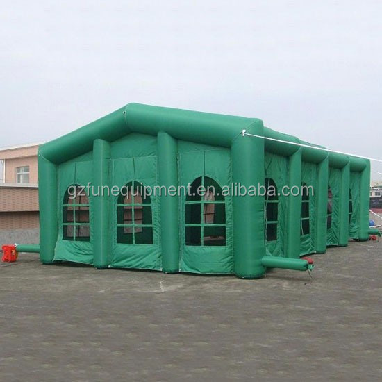 Green Inflatable Tent.jpg