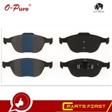 O-PURE semi metal Ford good quality brake pad 17D970M/106.09700/7871-D970 for FORD-TRANSIT CONNECT