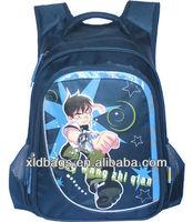 Design Your Own School Bag Cute Kids Backpack Factory In Guangzhou