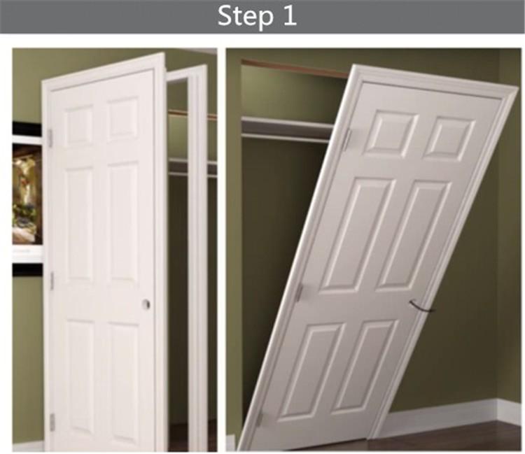Solid Wood Split Jamb Pre Hung Interior Door In New Zealand Buy