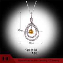 wholesale custom made druzy pendants charms