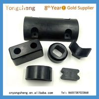YS-DC01 Rubber dock bumper for vehicles tow trucks
