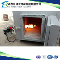Pet/Animal/Poultry/Chicken Waste or Dead Body Incinerator, Pet cremation machine