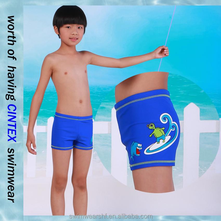 wholesale costume da bagno su misura ragazzo carino costumi da bagno da bambino