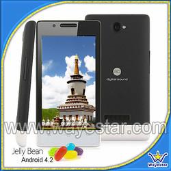 China techno mobile phone H3039 dual core dual sim Android 4.2 mobile phone