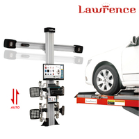 mechanical workshop tools: 3d wheel alignment machine