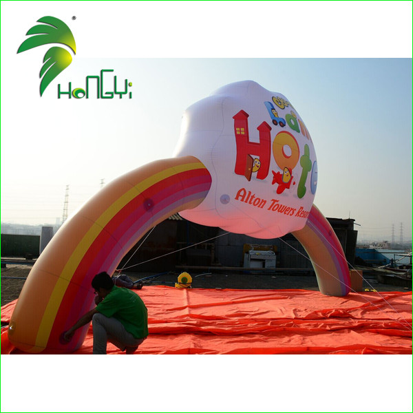 inflatable helium arch (3)