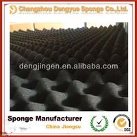 2014 KTV hot used custom shape fireproof sound-insulation foam acoustical foam sponge
