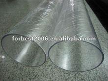 Clear pvc pipe Large diameter/PVC hard tube/PVC hose