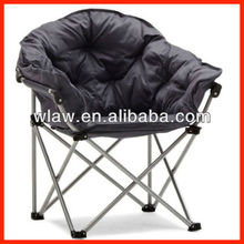 600D Polyester Padded Club Chair